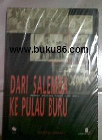 Buku dari Salemba Ke Pulau Buru Kresno Saroso