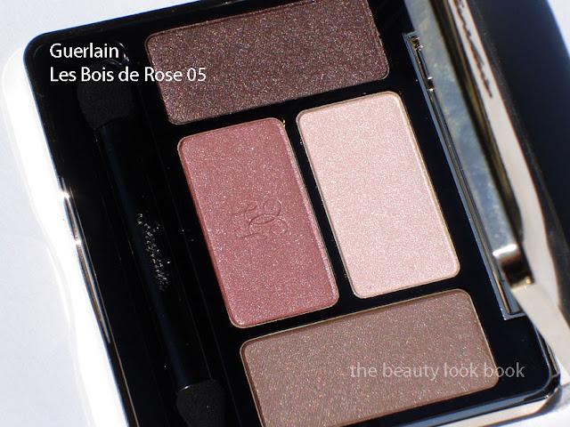 the beauty look book guerlain les bois de rose 04 crin 4. Black Bedroom Furniture Sets. Home Design Ideas