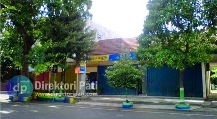 Kantor Bank BTN Cabang Pati