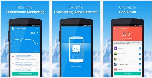 5 Aplikasi Pendingin Android Terbaik Untuk Smartphone Anda