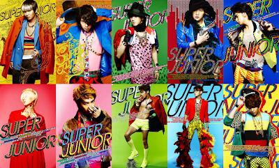 Super Junior Mr. Simple photo teasers