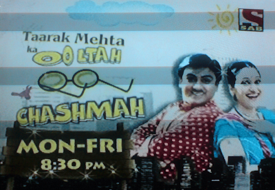 Tarak Mehta Ka Ooltah Chashmah on SAB TV