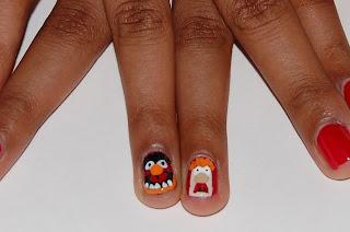 muppet, animal, beaker puppet