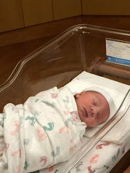 Welcome Bryce Leo Biggins! Our Sweet Little Grandson :)