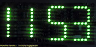 PIC16F88 Digital Clock preview
