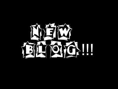 Blog Baru Pengalaman Baru
