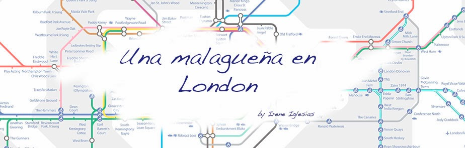 Una malagueña en London