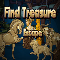 finding treasure games