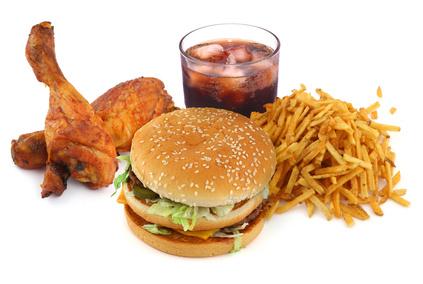 comer mal, sobrepeso, comida basura, peso, obesidad