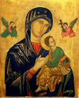 The Blessed Virgin: a sweet and pious belief