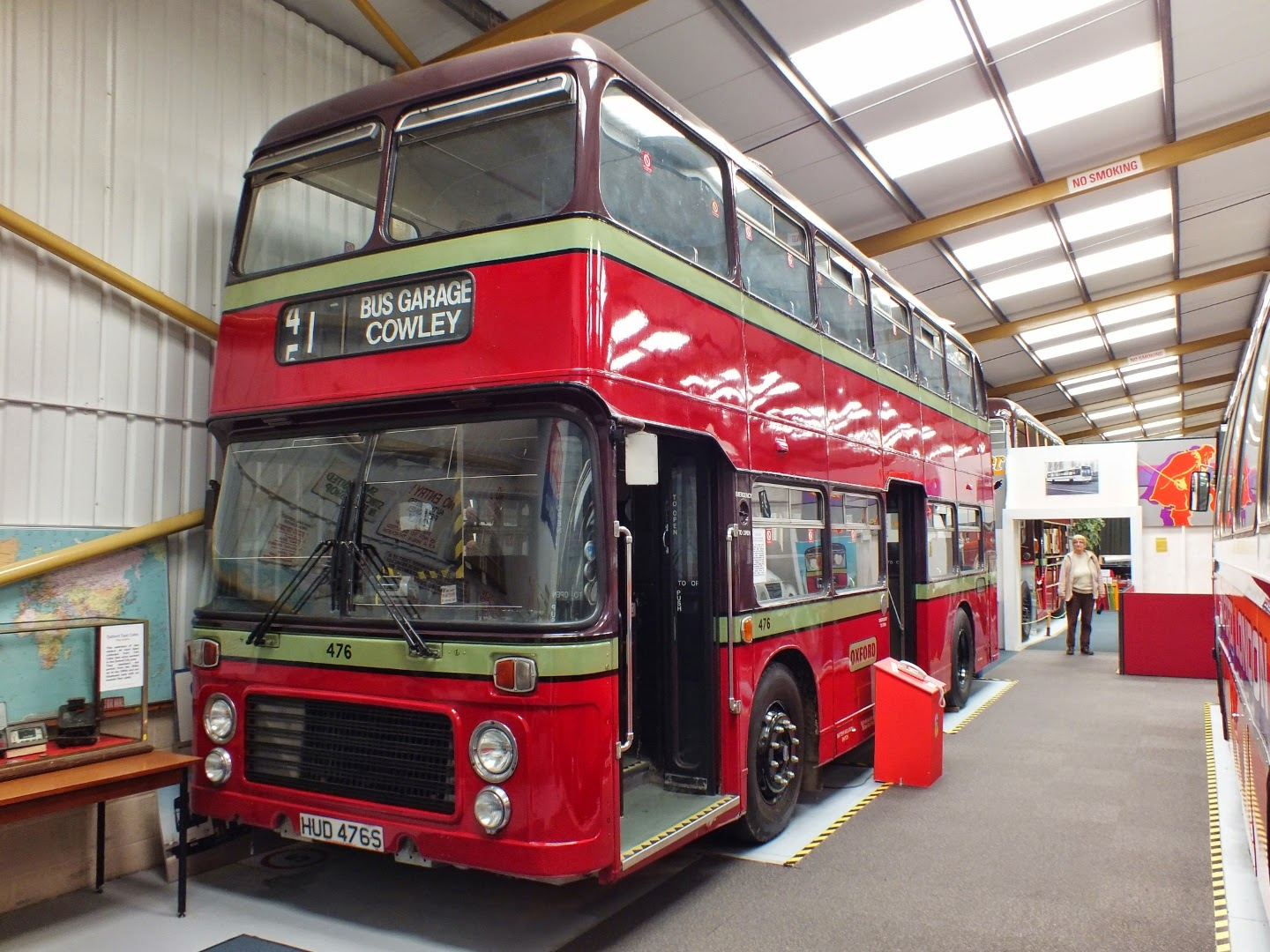 Oxford Bus Museum Open Day | Transport Illustrated