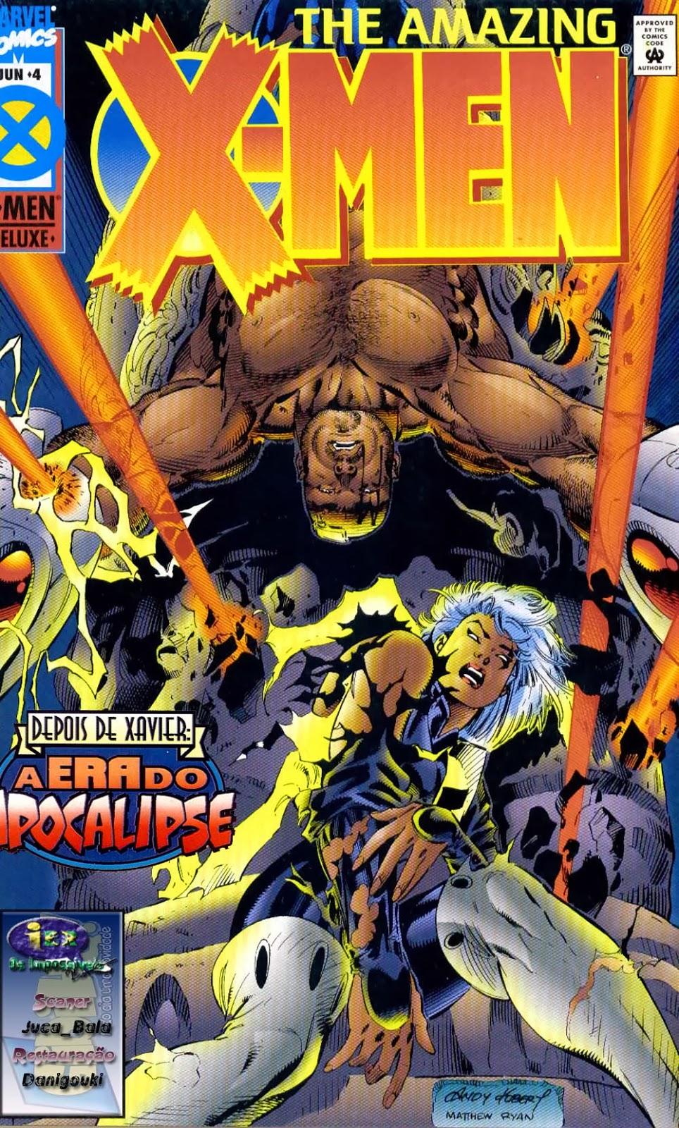 X-Men - A Era do Apocalipse #44