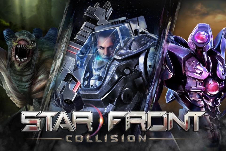 Starfront: Collision HD v1.0.8 HVGA 480X320 OU +