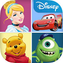Disney Puzzle Packs App iTunes App Icon Logo By Disney - FreeApps.ws