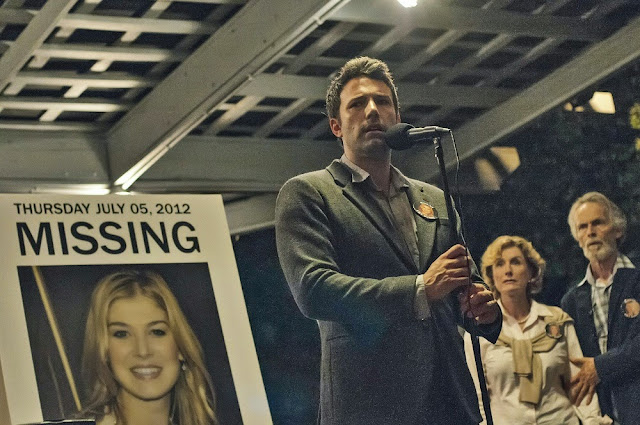 Gone Girl still ben affleck