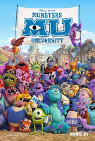 Monstruos University (2013) online y gratis
