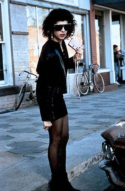 Bespectacled Birthdays: Marisa Tomei (from My Cousin Vinny), c.1992