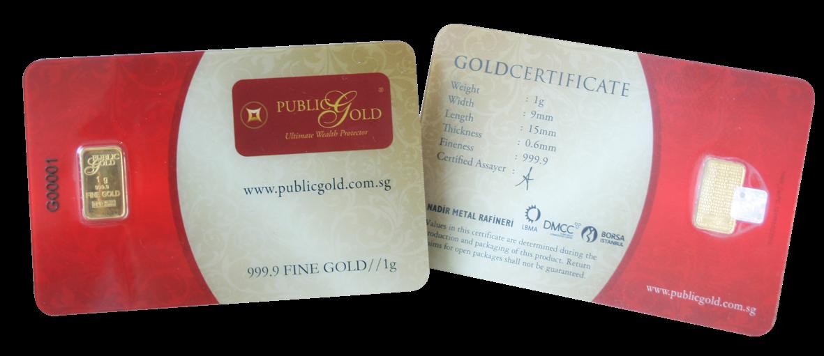 1G PUBLIC GOLD