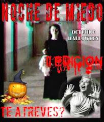 II Edición Noche de miedo
