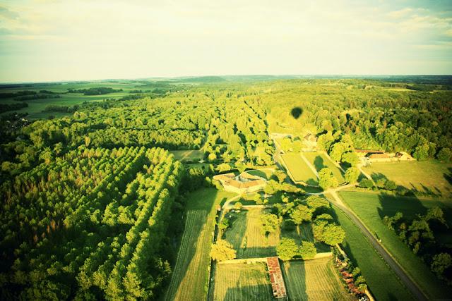Vol en montgolfière Fontainebleau Happytime