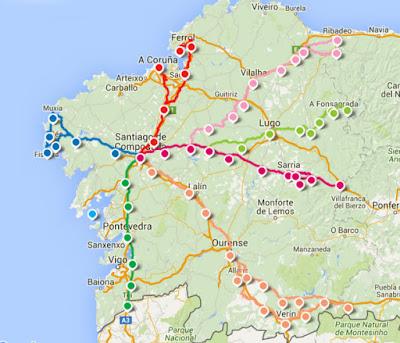 El Camino sopesa hacer Xacobeo 2016