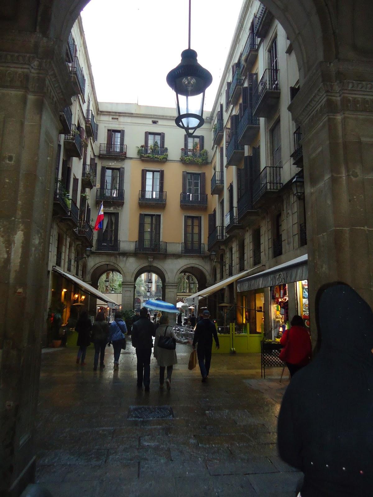 Barcelona para Cosas Que Siento