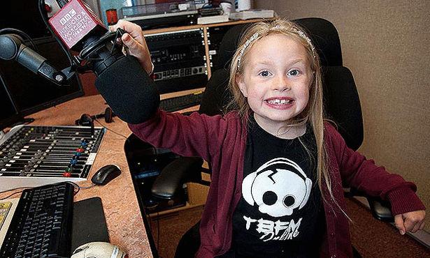 اصغر فتاة العالم اصغر فتاة