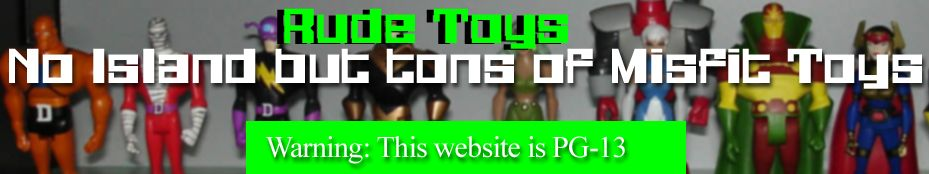 Rude Toys