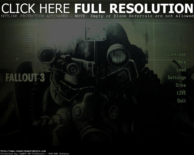 Fallout 3 HD Cover