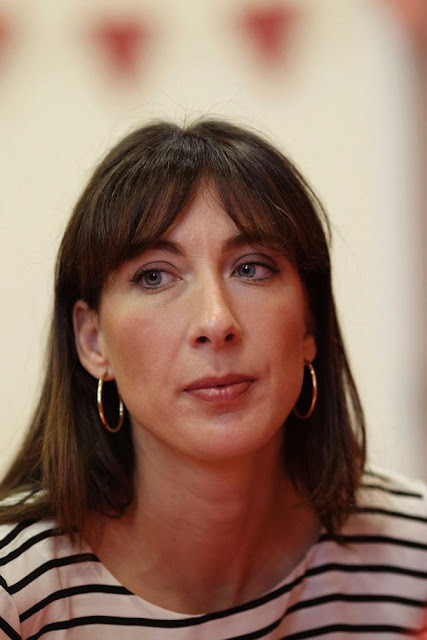 Samantha Cameron, 40