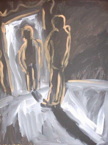 I pensieri di gandalf il metodo dello specchio gruppo di ur - Lo specchio retrovisore centrale ...