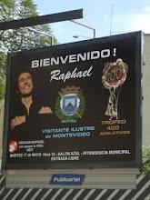 Raphael en Montevideo