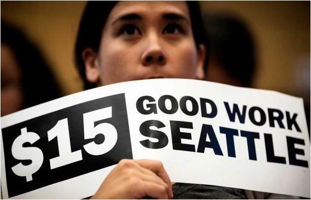 Seattle $15 minimum wage