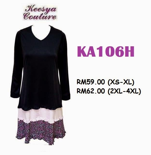 T-shirt-Muslimah-Keesya-KA106H