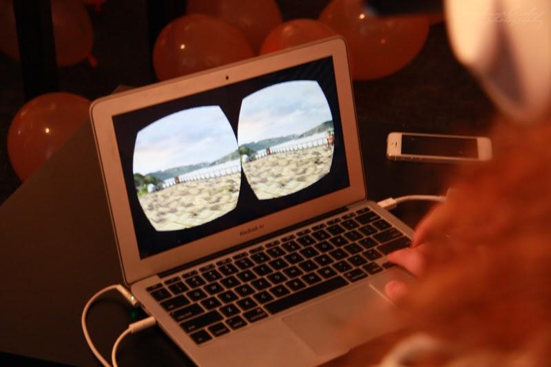 urodzinowe spotkanie Geek Girls Carrots Łódź, Oculus Rift