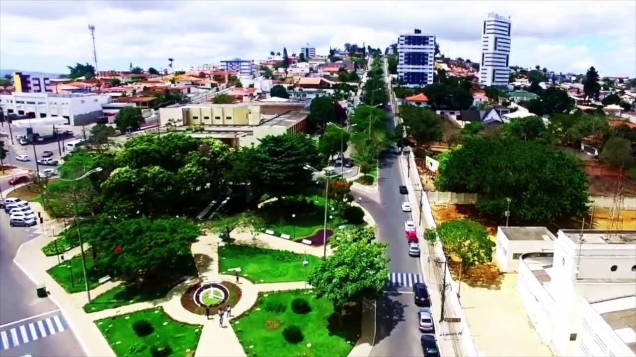 Imagem da cidade de Garanhuns PE