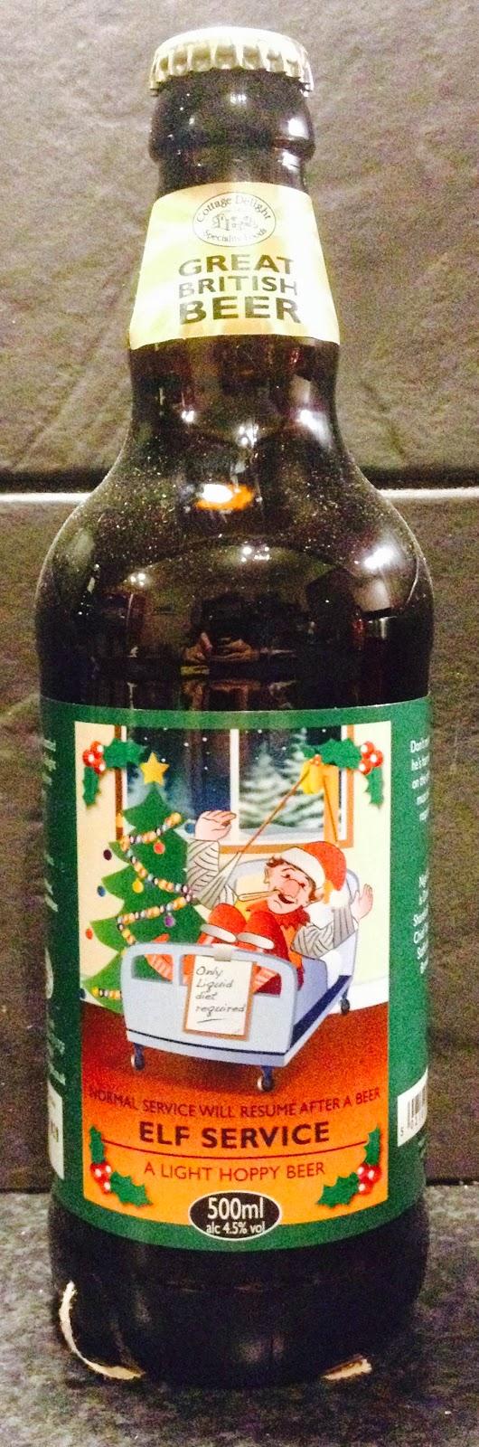 Elf Service (Staffordshire Brewery)