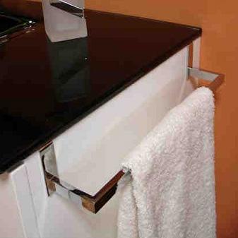 Toallero mueble fondo reducido tu cocina y ba o for Mueble lavabo fondo reducido