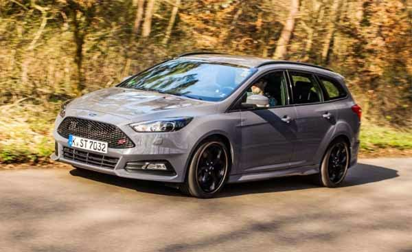 2015 Ford Focus ST Diesel Wagon First Drive