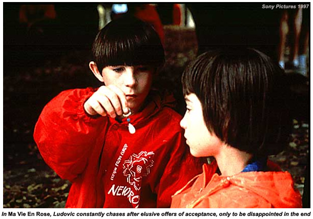 an examination of the film ma vie en rose Film ma vie en rose (1997) streaming gratuit vf, dvdrip french ,film ma vie en rose (1997), film ma vie en rose (1997) en streaming dvdrip french, streaming film ma vie en rose (1997), regarder film ma vie en rose (1997) en.