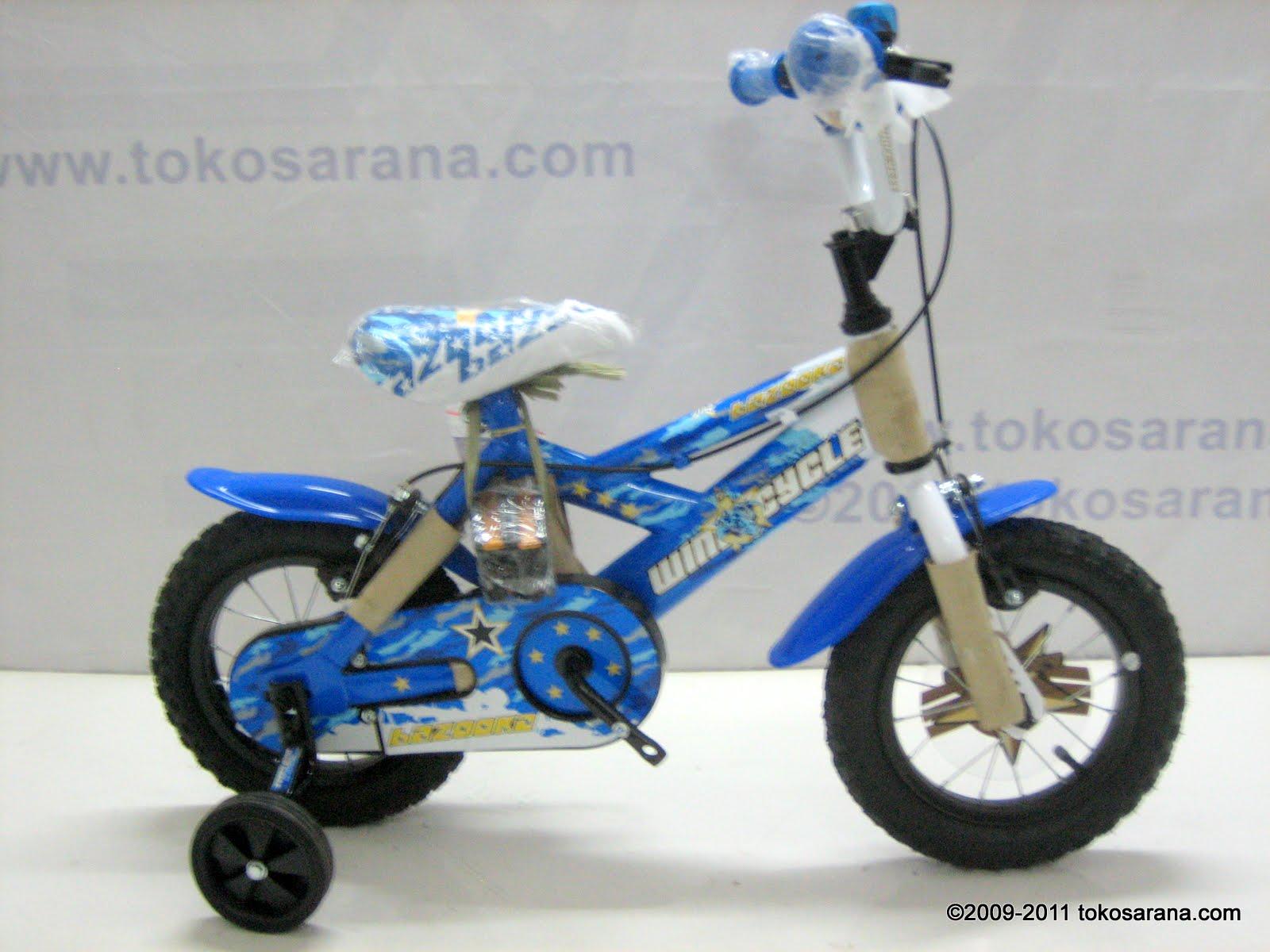 tokomagenta: A Showcase of Products: Sepeda Anak WIMCYCLE