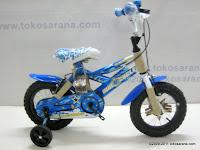 Sepeda Anak WIMCYCLE BAZOOKA MY2011 12 Inci