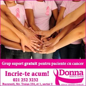 Inscrie-te acum! Impreuna invingem cancerul mamar!