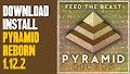 HOW TO INSTALL<br>FTB Pyramid Reborn [<b>1.12.2</b>]<br>▽