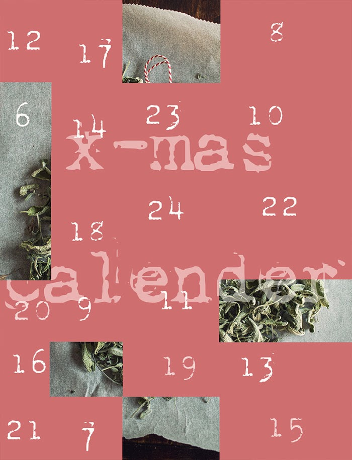 X-mas Calender photo by www.gretchengretchen.com