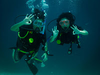 scuba diving koh lanta open water course