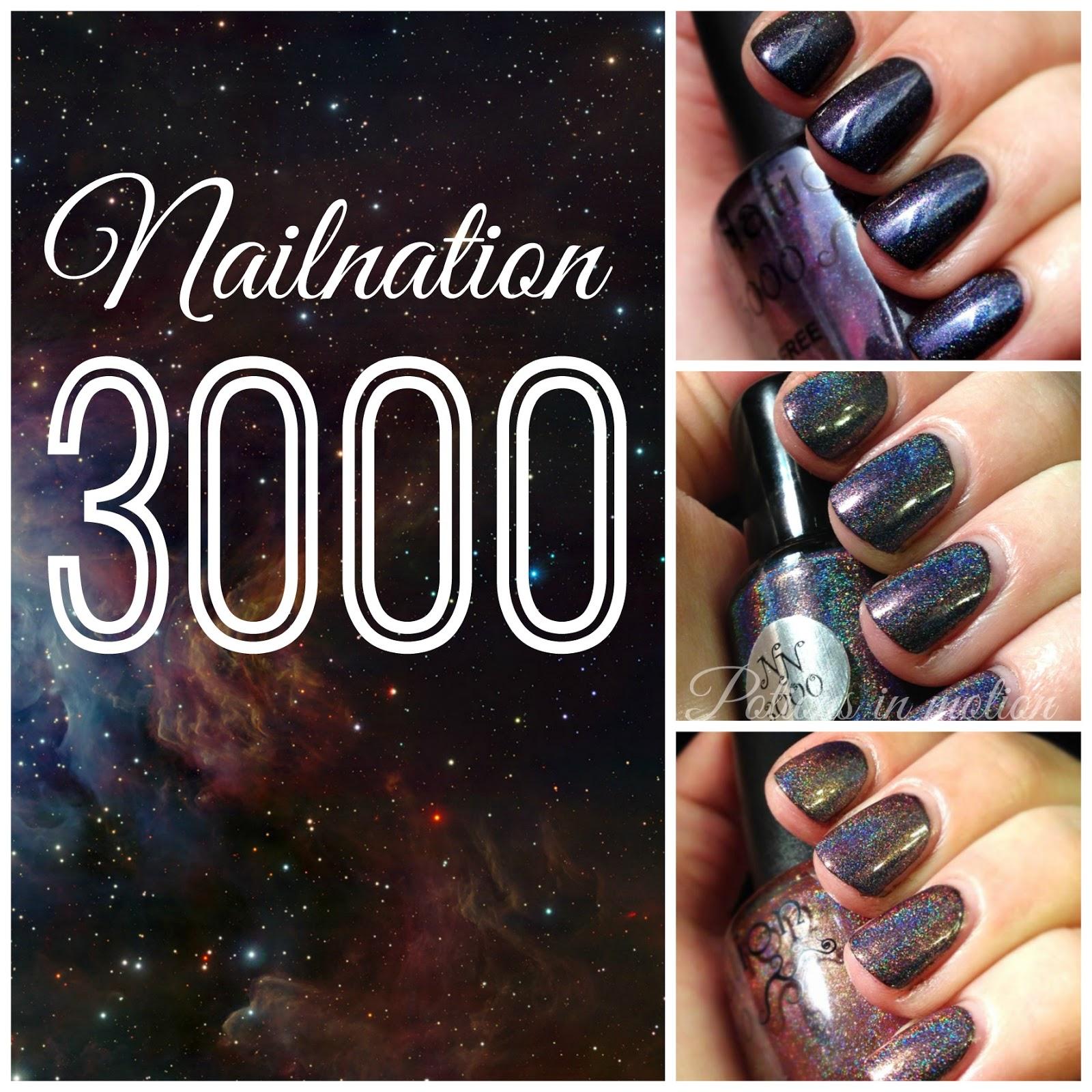 Potions in motion nail blog: Nail Nation 3000 ~