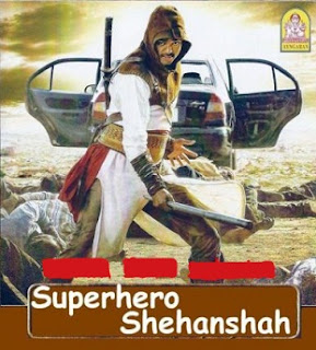 Superhero Shehanshah (2013) Hindi DVDRip Watch Full Movie Online
