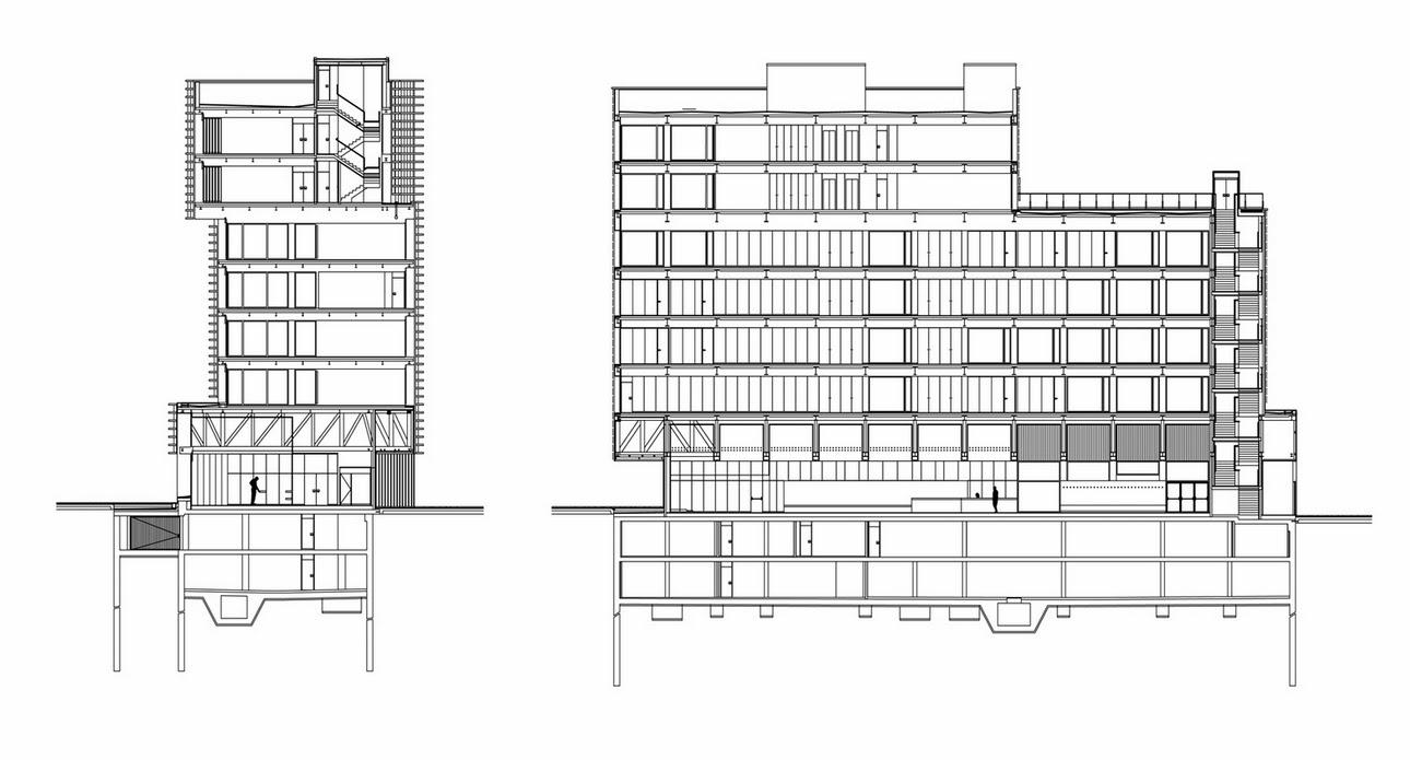 Premios catalunya construcci n 2013 ganadores aib architecture - Oficina seguridad social barcelona ...