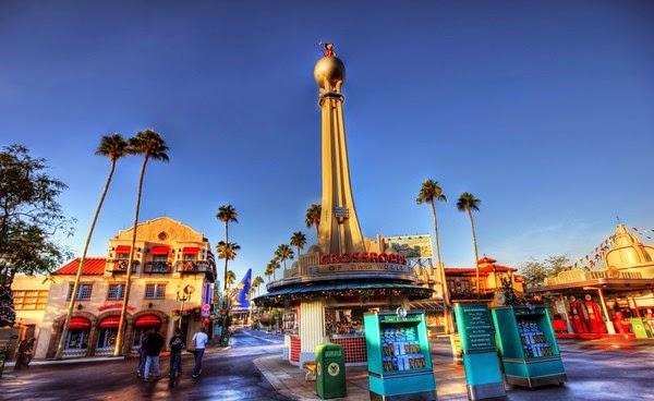 Lojas Disney Hollywood Studios